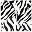 Shamrock 6in. x 6in. Gift Card Folder and Holder, Zebra Stripes