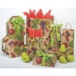 Bonita A La Carte 8in. x 4.75in. x 10.5in. Shopping Bag, Fruit Bowl