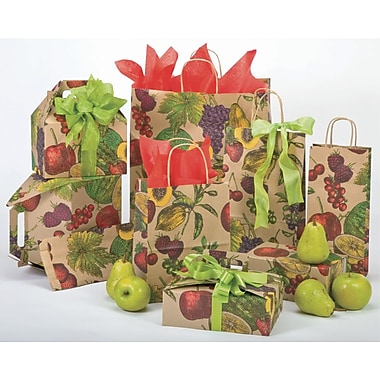 Bonita A La Carte 9in. x 7in. x 3in. Stackable Deli Box, Fruit Bowl