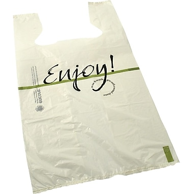 Shamrock High Density in.Enjoyin. T-Shirt Bag 12 x 9 x 23