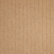 "Shamrock Boxit Kraft Paper 2.5""H x 11""W x 17""L Pinstripe 2-Piece Pop Up Apparel Boxes, Natural, 50/Case"