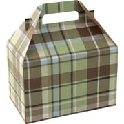 Shamrock Gable Box - 8, Kensington Plaid
