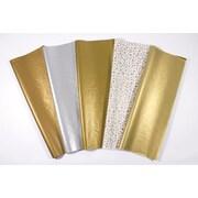 Shamrock Precious Metals Tissue, Gold Star