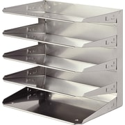 Soho Collection™ 5-Tier Organizer, Silver