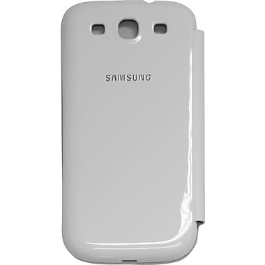 Samsung Galaxy S™ III Flip Cover, White