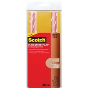 "Scotch™ Mailer Re-Flaps, Manila, 3 3/4""x 9"", Large, 8/Pack"