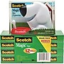 Scotch® Dog Tape Dispenser Free with 12 Rolls