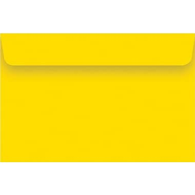 Bright Yellow 6in. x 9in. Envelopes, 25/Pack