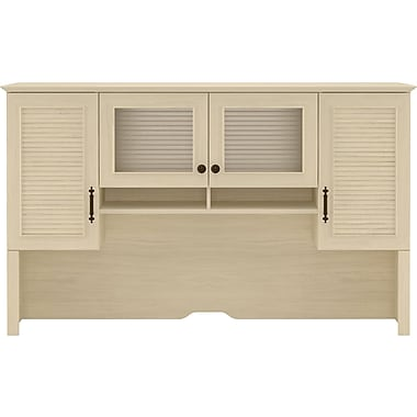 kathy ireland® Office by Bush Furniture Volcano Dusk 68W Hutch, Driftwood Dreams (KI30126-03)