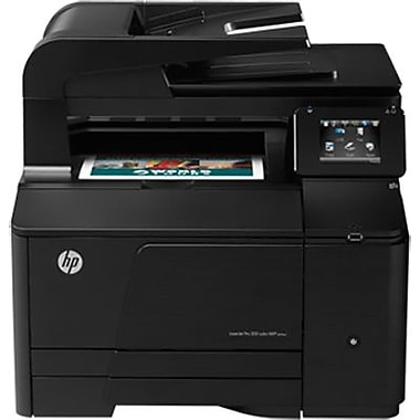HP® LaserJet Pro 200 M276nw Color All-in-One Printer