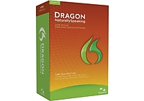 Dragon NaturallySpeaking 12 Home for Windows (1-User) [Boxed]