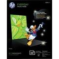 HP Everyday Photo Paper, 5in. x 7in., Gloss, 60/Pack