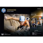 "HP Advanced Photo Paper, 13"" x 19"", Glossy, 20/Pack"