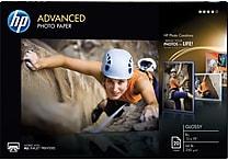 HP Advanced Photo Paper, 13' x 19', Glossy, 20/Pack
