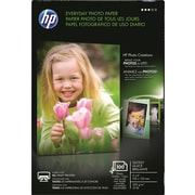 HP Everyday Photo Paper, 4x6, Glossy, 100/Pack