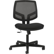 HON® HON5713GA10T Volt® Fabric Mesh Back Office Chair, Black