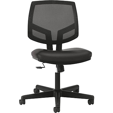 HON Volt Mesh Back Task/Computer Chair Computer Desks Black Leather