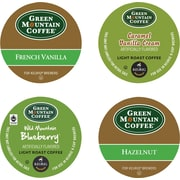 Green Mountain Coffee® Flavored Variety Coffee K-Cup® Packs, 88/Ct