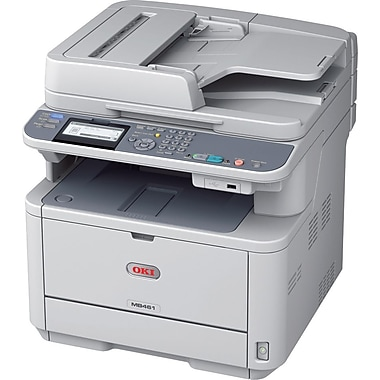 Oki MB461 Mono Laser Multifunction Printer