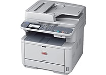 Oki MB461 Mono Laser Multifunction Printer