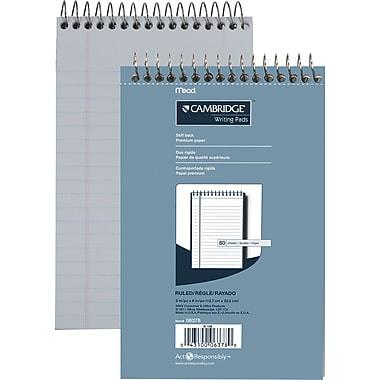 Cambridge® Premium Coil Note Pads