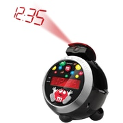 M&M's®  AM/FM Projection Clock Radio