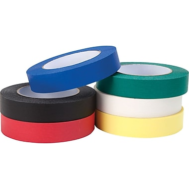 Duck Brand Colored Masking Tape, .94in. x 60 yards