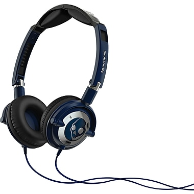 Skullcandy Lowrider Headphones, Navy
