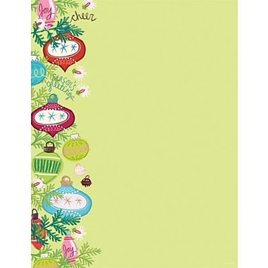 Great Papers­­® Whimsy Ornaments Stationery