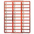 Great Papers­­® String of Lights Foil Address Labels, 2.625in. x 1in.