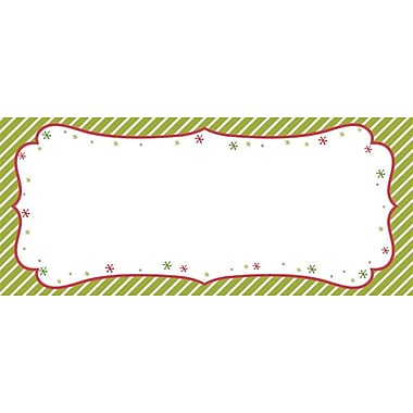 Great Papers® Peppermint Twist #10  Envelopes