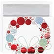 Contemporary Wreath Boxed Holiday Cards & Envelopes