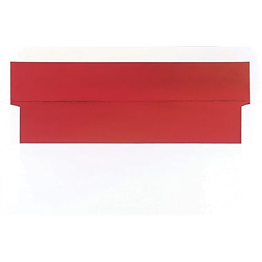 Red Foil Lined  Envelopes