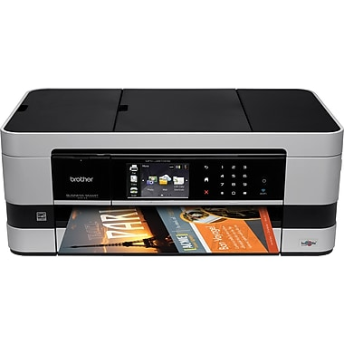 Brother EMFC-J4510DW Refurbished Inkjet Color All-in-One Printer