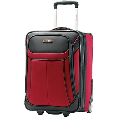 Samsonite Aspire Sport , 17in. Business Upright Luggage, Red/Black