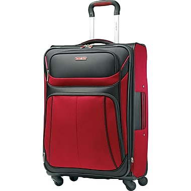 Samsonite Aspire Sport , 25in. Spinner Luggage, Red/Black