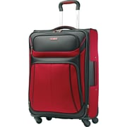 Samsonite Aspire Sport , 25 Spinner Luggage, Red/Black