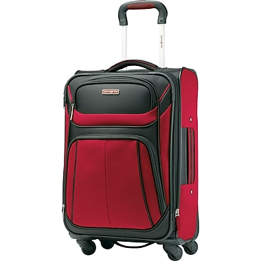 Samsonite Aspire Sport , 21in. Spinner Luggage,  Red/Black