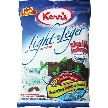 Kerr's Light Candies, Chocolate Mints
