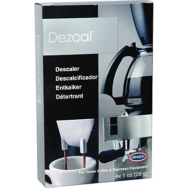 Dezcal Activated Scale Remover, 4/Pack
