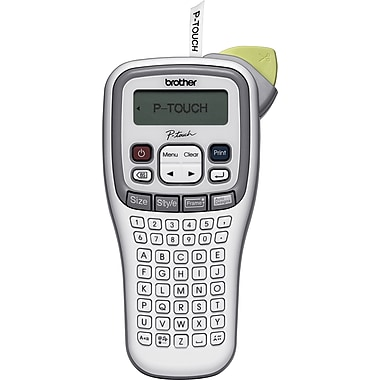Brother PTH100 Easy Handheld Label Maker