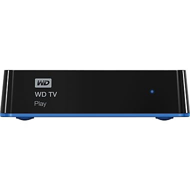 WD TV Play Network/ Streaming Media Player WDBMBA0000NBK