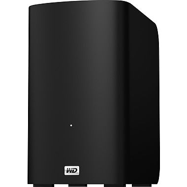 WD My Book VelociRaptor Duo 2TB (2 x 1TB, 10,000 RPM) Desktop Thunderbolt 2-Bay