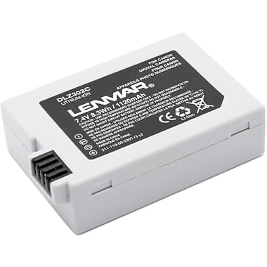 Lenmar Canon LP-E8 Replacement Battery