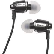 Klipsch Image S4 Earbud Headphones, Black