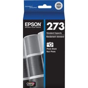 Epson 273 Photo Black Ink Cartridge (T273120-S)