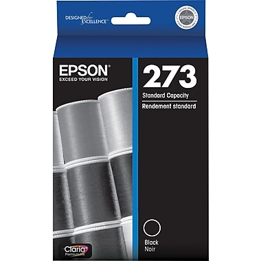 Epson 273 Black Ink Cartridge (T273020-S)