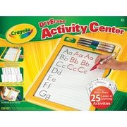 Crayola®  Dry-Erase Activity Center