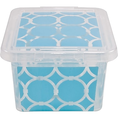 Macbeth Fashion Small Storage Box, Hula Collection