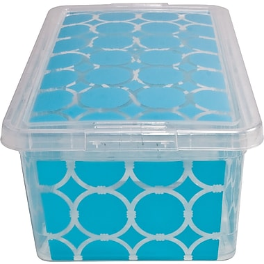 Macbeth Fashion Medium Storage Box, Hula Collection